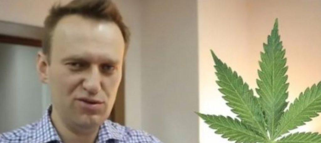 зачем Путин отравил Навального новичком